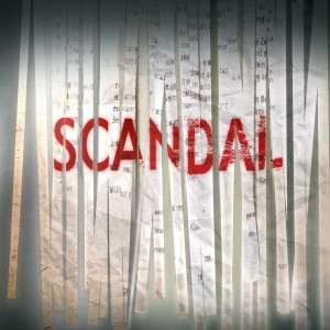 Olivia Pope Scandal Logo