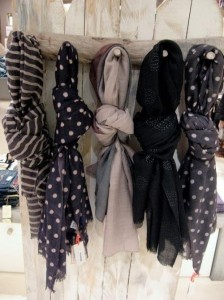 Scarves of Winter
