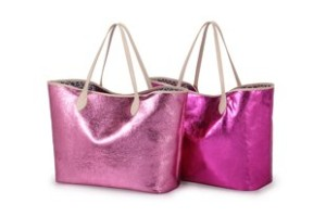 Sorial Pink Tote