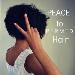 Hair No More Perm