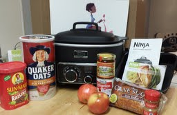 Ninja Slow Cook Oatmeal