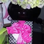 Kleenex Box Repurposed Gift Wrap