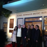 20th Century Fox Music Building Dedication