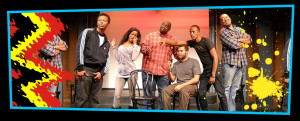 Groundlings Theater The Black Version