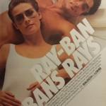 1984 Ray Ban Sunglasses Print Ad