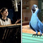 Rio 2 Anne Hathway as Jewel