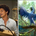 Rio 2 Bruno Mars as Reberto