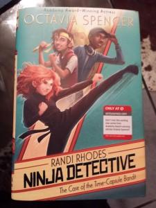 Ninja Detective Book Cover