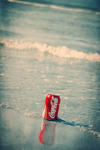 Coca Cola Love On The Beach