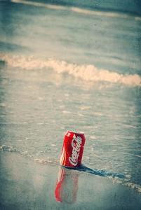 Coca Cola Love On The Beach