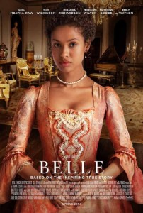 Belle The Movie One Sheet