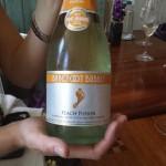 Barefoot Wine Peach Fusion