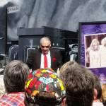 Mel Brooks Talking to the Crowd