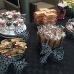 The Shopping Block Treat Table