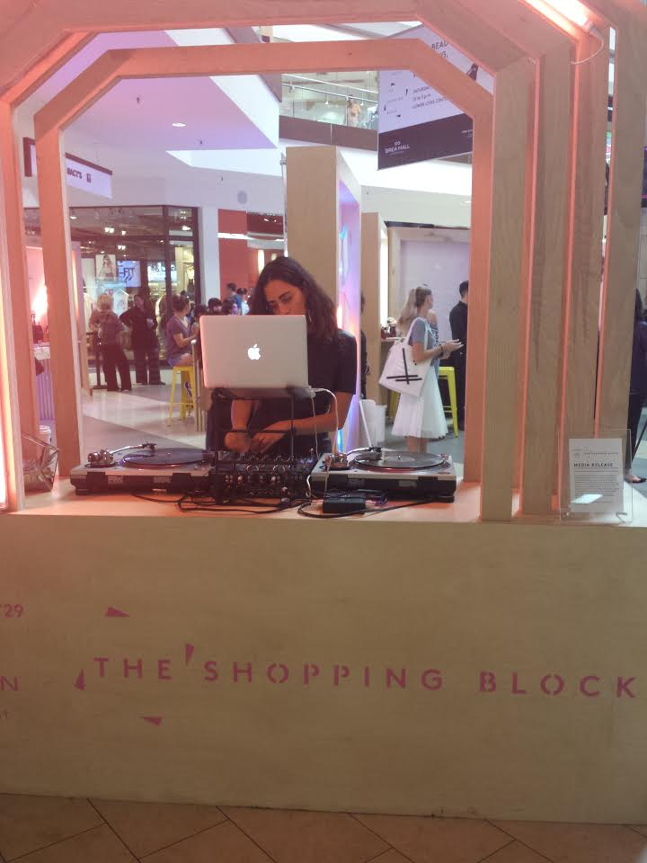 The Shopping Block DJ