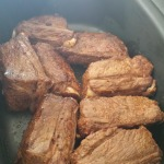 Short Ribs in Ninja 3-in-1 Cooker