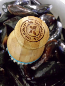 Clean Mussels & Honest Co. Brush