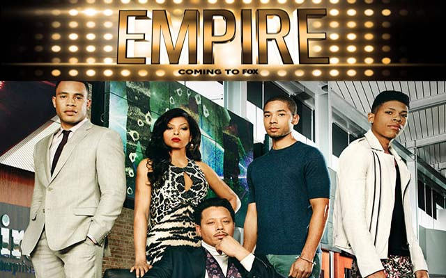 Cookie Lyons Empire Family Photo