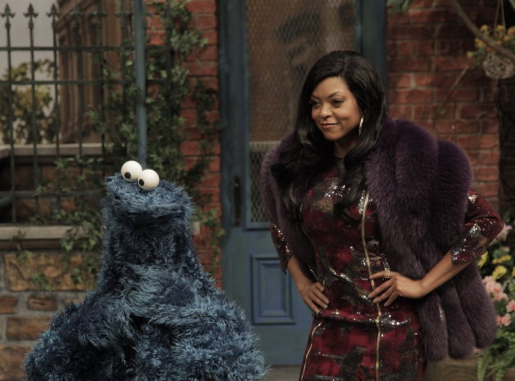 Cookie Lyon & Cookie Monister