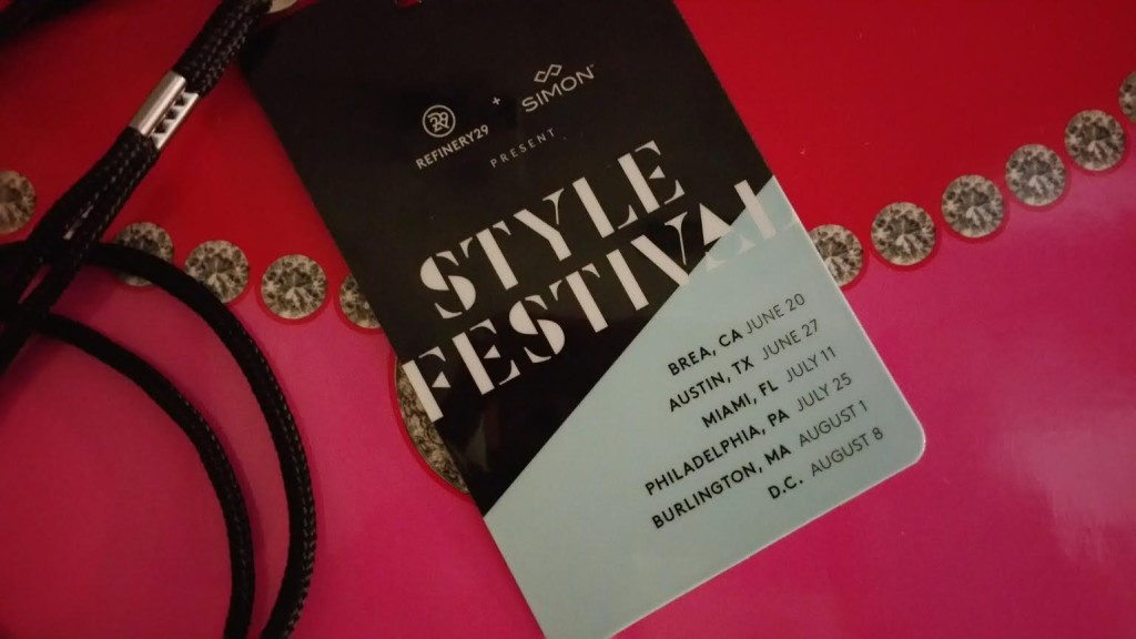 Style Festival Badge has Festival Style