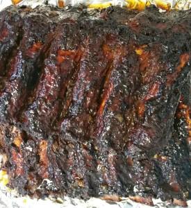 Texas BBQ Beef Ribs