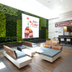 Del Amo Fashion Center Seating Area