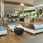 Del Amo Fashion Center Patio Cafe Seating