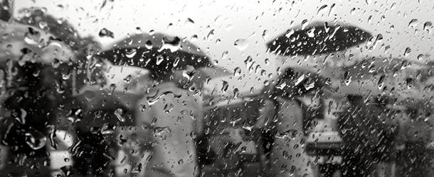 Winter Rainy Day